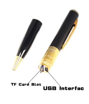 720P Hidden Video Recorder Pen 2