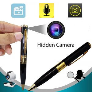 720P Hidden Video Recorder Spy Pen