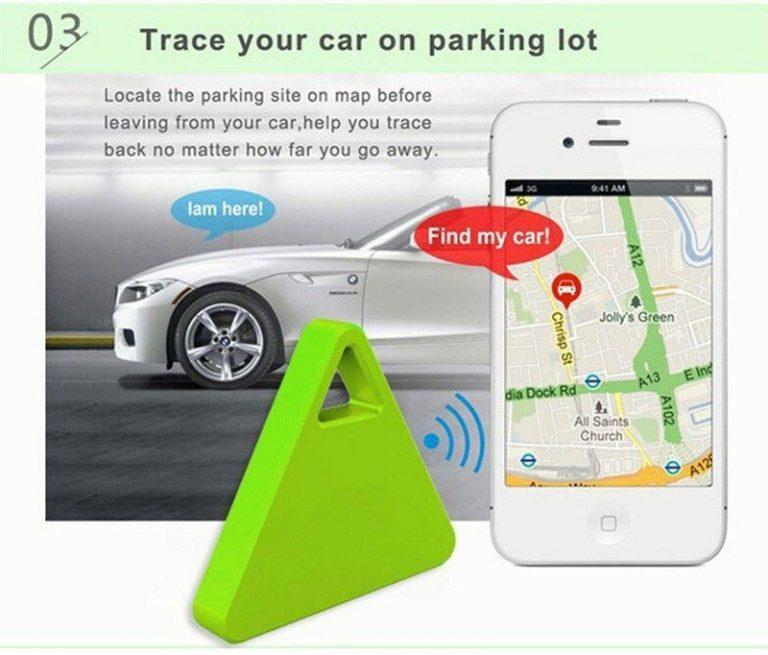 Wifi Smart Bluetooth 4.0 Tracker 4