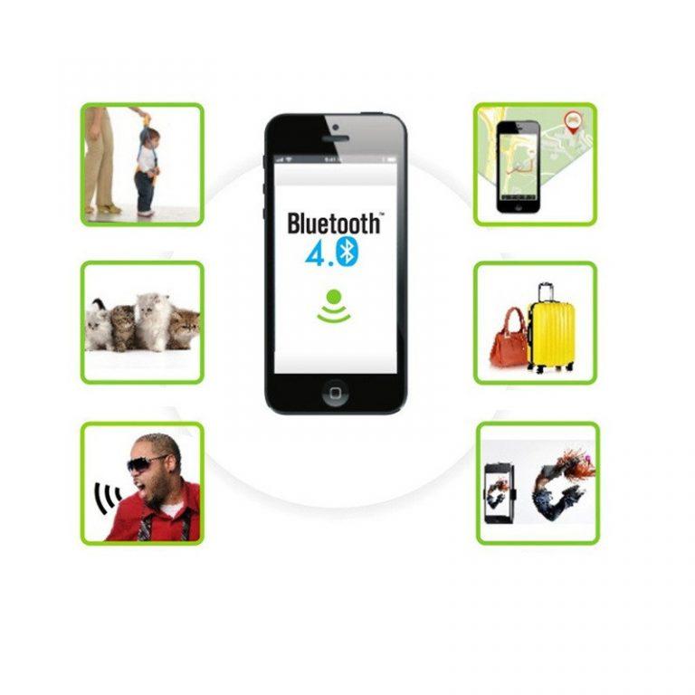 Wifi Smart Bluetooth 4.0 Tracker 8