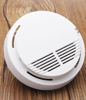 Wireless Smoke Detector Fire Alarm 1