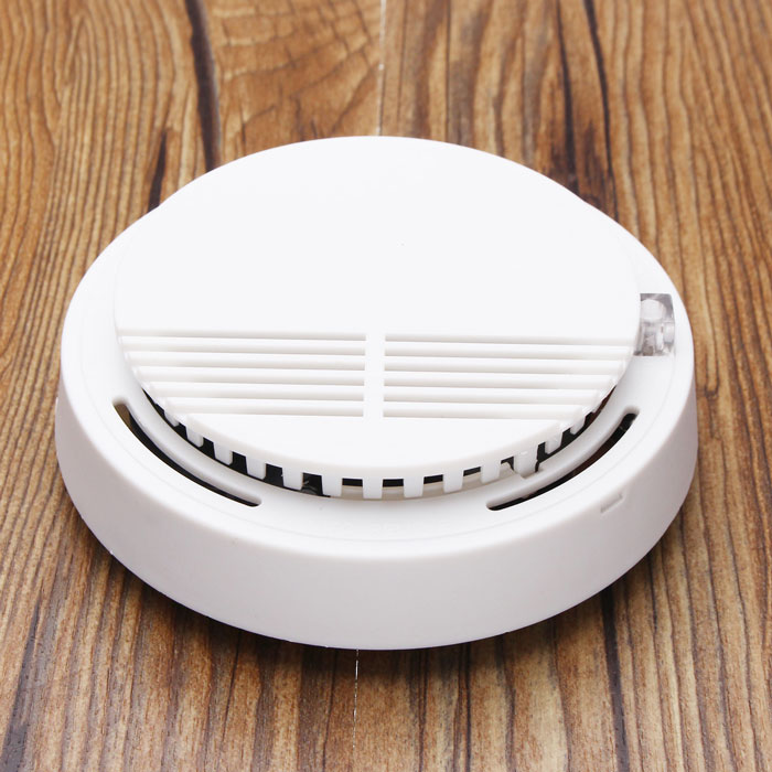 Wireless Smoke Detector Fire Alarm 2