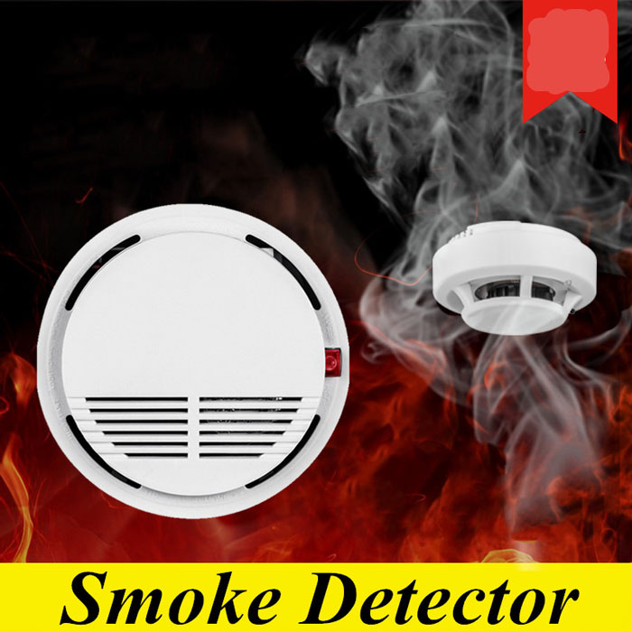 Wireless Smoke Detector Fire Alarm 3