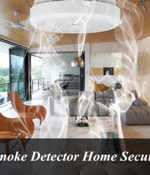 Wireless Smoke Detector Fire Alarm 4