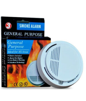 Wireless Smoke Detector Fire Alarm 7