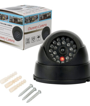 Dummy Camera - Imitation Dome Camera - retail packaging