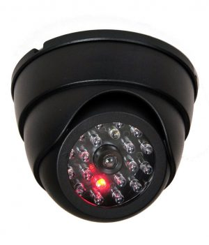 Dummy Fake CCTV Surveillance Security Dome Camera