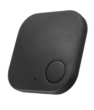 Smart Tag Bluetooth Finder - Black