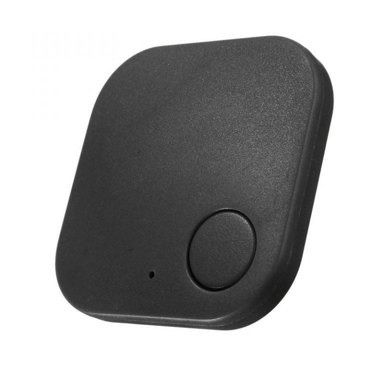 Smart Tag Bluetooth Finder - Black