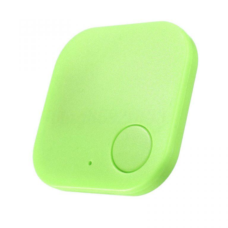 Smart Tag Bluetooth Finder - Green