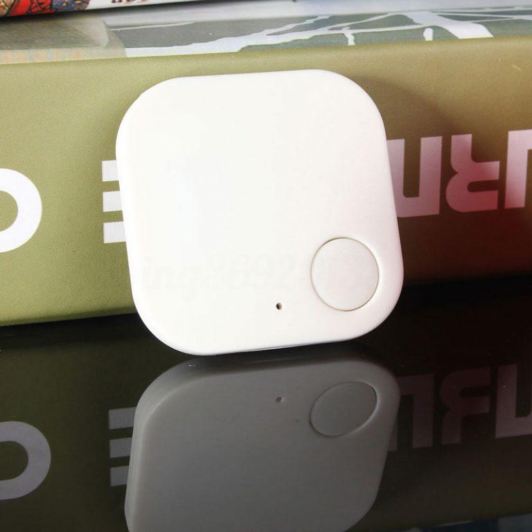 Smart Tag Bluetooth Finder - White
