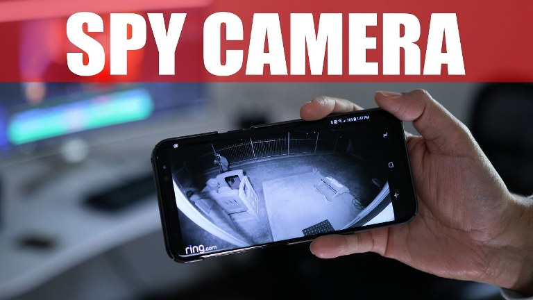 Spy Camera review - Armando Ferreira
