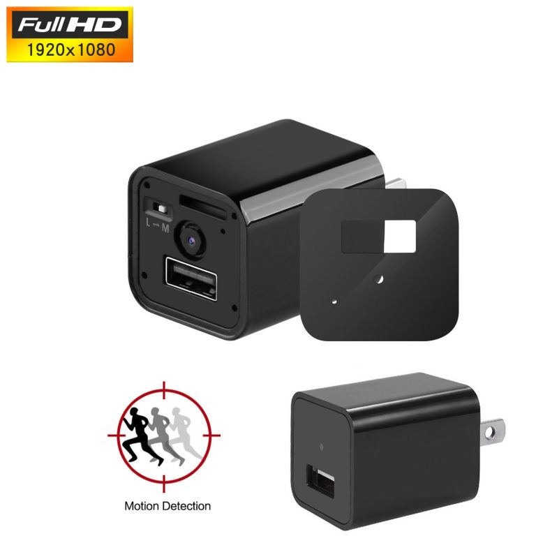 usb wall charger spy camera - 5